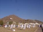 The Day of Arafah, Pilgrims Beg and Supplicate to Allah