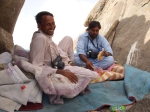 Photographers Having Lunch Atop Jab Al-Nur, Above the Cave of Hira