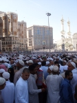 The Streets of Mecca After Friday Prayers